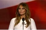 Vợ Donald Trump bị tố 'đạo văn' bài phát biểu của phu nhân tổng thống Obama