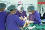 Thực hiện thành công ca phẫu thuật thay khớp gối bán phần đầu tiên tại miền Bắc