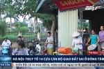 14 cựu cán bộ xã Đồng Tâm bị truy tố tội gì?