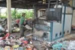 Công nghệ mới xử lý rác thải nông thôn