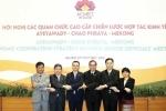 Quan chức cấp cao nhiều nước ASEAN nhóm họp trước Hội nghị CLMV 8 và ACMECS 7