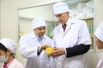 Hợp tác Việt Nam – Anh Quốc trong nghiên cứu sản xuất Nacumin
