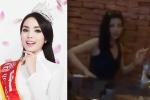 Bị chỉ trích vì phì phèo thuốc lá nơi công cộng, Hoa hậu Kỳ Duyên lên tiếng