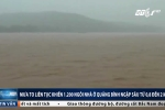 Quảng Bình: Mưa kỷ lục, hàng nghìn ngôi nhà ngập sâu từ 0,8 đến 2m