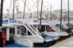 Tránh siêu bão Sarika, Quảng Ninh hối hả sơ tán khách du lịch vào bờ