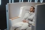 Chiếc ghế máy bay thoải mái nhất hành tinh, khách ngủ ngon như ở nhà
