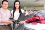 Bước sang tuổi 45, diễn viên Trịnh Kim Chi được chồng tặng xe 5 tỷ