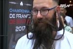 Chiêm ngưỡng những bộ râu ria độc và dị nhất nước Pháp
