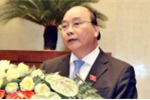 Đề nghị phê chuẩn ông Nguyễn Xuân Cường thay Bộ trưởng Cao Đức Phát