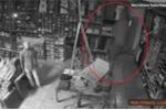 Tên trộm hậu đậu cuống cuồng tìm đường thoát thân khi bị phát hiện