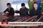 Hà Tĩnh: Cảnh sát 113 nổ súng trấn áp 2 băng 'xã hội đen' đâm chém nhau