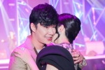 Nathan Lee ôm hôn mừng sinh nhật Lý Nhã Kỳ