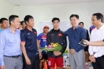 U22 Việt Nam: 'Phía sau các bạn là hơn 90 triệu trái tim yêu bóng đá'