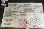 Đại tá cấp biển xanh cho xe Lexus của Trịnh Xuân Thanh bị kỷ luật