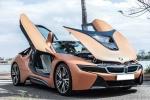 Siêu xe BMW i8 màu lạ của đại gia Đà Nẵng bị rao bán