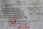 Quan xã phê xấu lý lịch học sinh ở Thanh Hóa: Xã nhận sai, huyện lại bảo đúng