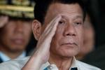 Tổng thống Duterte: 'Tôi từng ném tội phạm ra khỏi máy bay trực thăng'