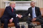 Ông Trump sắp bãi bỏ nhiều quyết sách của TT Obama