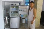 Hàng trăm ti vi, tủ lạnh phát nổ, cháy khét ở Hà Tĩnh