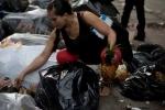 Venezuela trong cơn suy thoái: Những hình ảnh gây sốc không tưởng tượng được