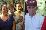 Đám đông vô ý thức vây kín đám tang Minh Thuận níu kéo xin chụp ảnh cùng nghệ sĩ