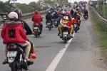 Người dân miền Tây ùn ùn trở lại Sài Gòn làm việc