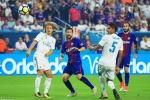 Xem trực tiếp Siêu Cúp Tây Ban Nha 2017 Barcelona vs Real Madrid kênh nào?