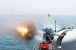 Hạm đội Nam Hải Trung Quốc tập trận gần vịnh Bắc Bộ