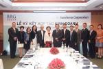 Tập đoàn BRG và Tập đoàn Sumitomo ký kết hợp tác kinh doanh