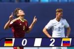 Thua U20 Venezuela, U20 Đức không cho thấy tư cách ứng viên vô địch