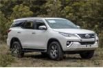 Toyota Fortuner phá kỷ lục doanh số tại Việt Nam