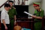 Nguyên Giám đốc Công ty xổ số kiến thiết Hà Giang bị bắt