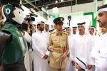 Robot cảnh sát đầu tiên trên thế giới xuất hiện tại Dubai