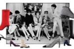 Xu hướng thời trang cuối năm 2017: Giày 2 màu lên ngôi