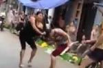 Mâu thuẫn ở sạp thịt bò, nữ giúp việc bị đâm chết