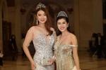 Emily Hồng Nhung lặn lội qua Malaysia ủng hộ Thuỳ Linh