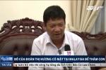 Bố Đoàn Thị Hương: 'Vui và thoải mái vì con vẫn khỏe mạnh'