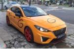 Mazda 3 thay 'áo vàng' độc nhất Việt Nam