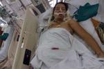 Bị tai nạn giao thông, thai phụ 7 tháng 'ngàn cân treo sợi tóc'