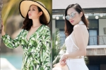 Diện đồ đi biển ấn tượng như Hoa hậu Đông Nam Á Diệu Linh