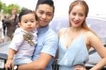 Khánh Thi - Phan Hiển khoe con trai xinh như thiên thần