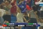 Clip: CĐV Campuchia hả hê cổ vũ U16 Australia thắng U16 Việt Nam