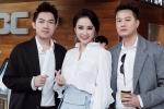 Angela Phương Trinh xinh đẹp rạng rỡ khi làm việc tại Hàn Quốc