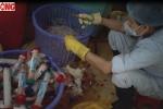 Bệnh viện Bạch Mai: Rác thải y tế thành sản phẩm nhựa sử dụng