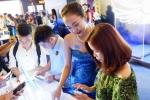 Siêu phẩm S8 'chào sân' ấn tượng tại sự kiện của Thế Giới Di Động