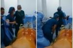 Phẫn nộ nhóm y bác sĩ nhảy nhót tưng bừng quanh bệnh nhân đang nằm bất tỉnh