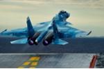 Tìm ra nguyên nhân chiến cơ Su-33 Nga gặp nạn trên tàu sân bay Đô đốc Kuznetsov