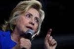 """Rộ tin đồn bà Clinton """"chỉ sống được 1 năm nữa"""""""