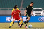 U22 Trung Quốc thua U22 Mexico, bằng điểm U22 Việt Nam