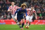Stoke City 1-0 Man Utd: Mata đá phản lưới nhà